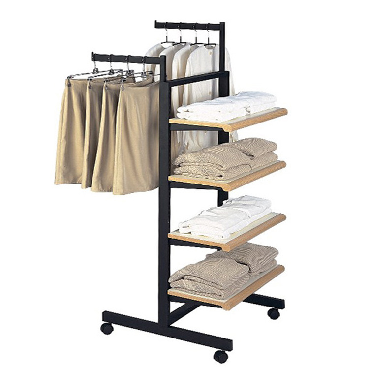 garment store use display rack