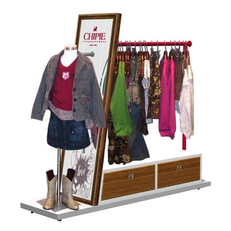 Children Garment Display Fixture